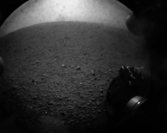 imagem marte curiosity robot