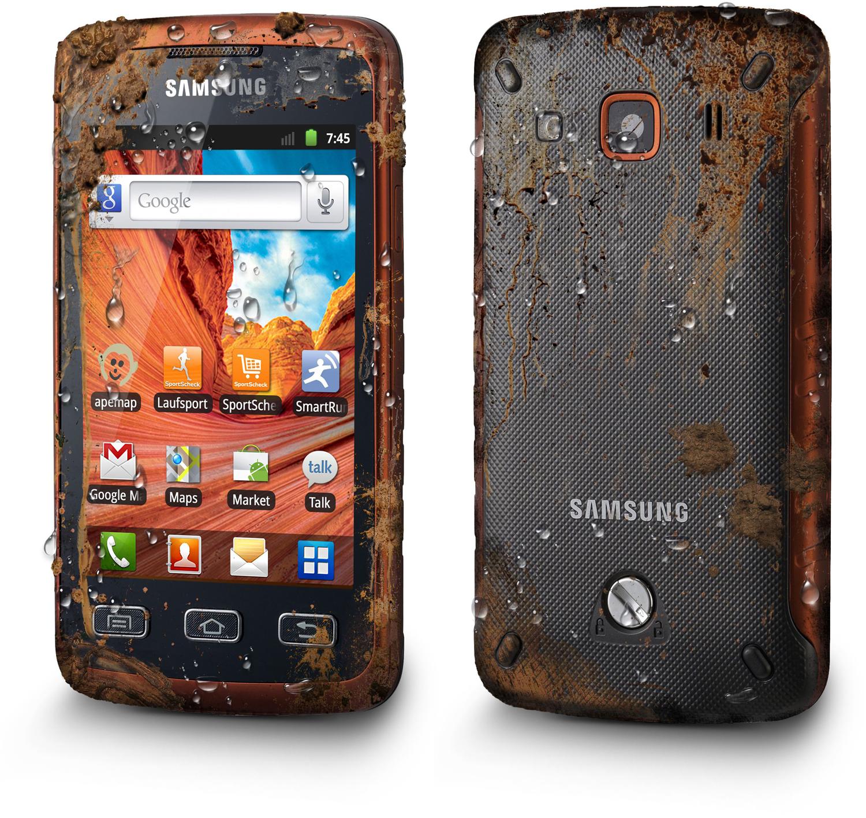 """Samsung Anuncia Smartphone Para Atletas o """"Galaxy Xcover"""
