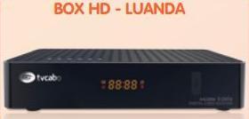 BOX HD - LUANDA