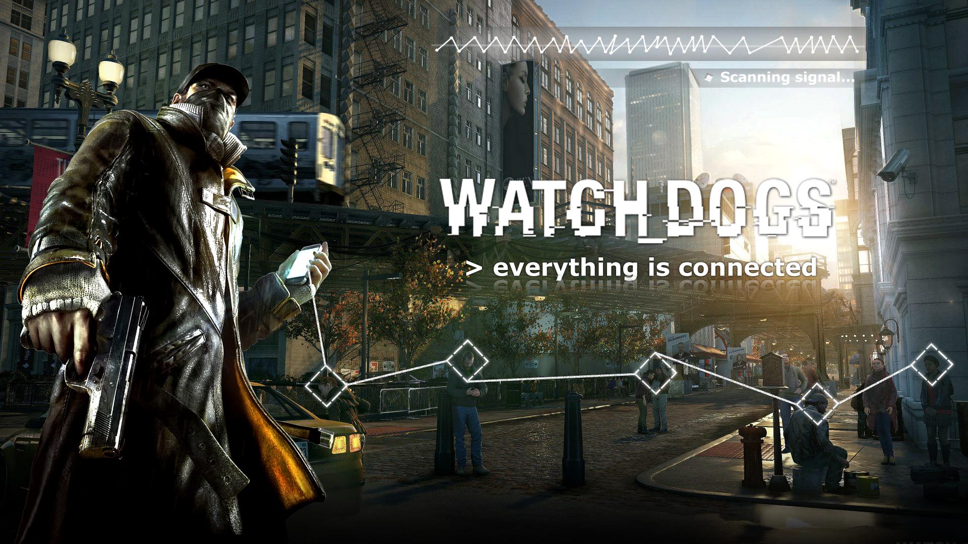 Watch Dogs recebe vídeo 'Real Vs Virtual'