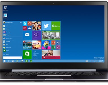 Disponibilizado o Windows 10 Technical Preview, faça o download gratuito