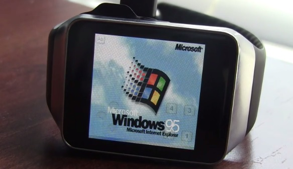 Windows-95-Smartwatch