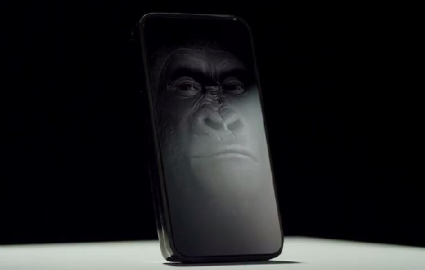 O Gorilla Glass Gorilla Glass 4, ecr&#...
