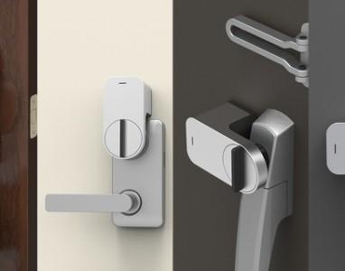 Esqueceu as chaves? Não há problema! Abra a fechadura com um aplicativo