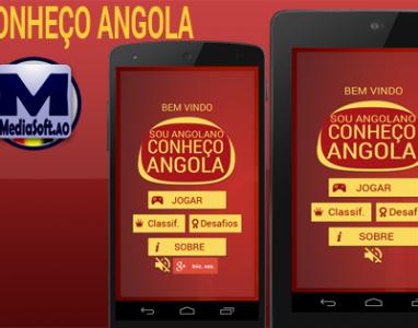 Sou angolano e conheço Angola, jogo disponível gratuitamente