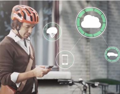 Volvo apresenta um capacete inteligente, a solução para prevenir acidentes