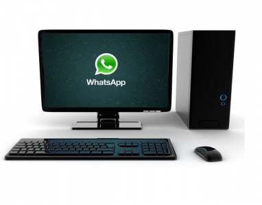 WhatsApp Web é a versão do WhatsApp para computadores