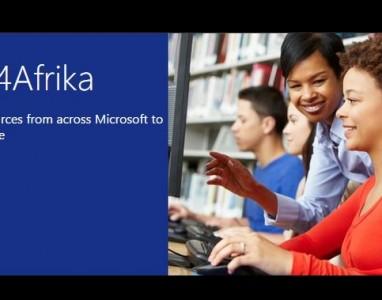 "Projecto da Microsoft ""MySkills4Afrika"" chega à Angola"