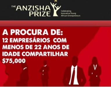"""""""Prémio Anzisha"""" em Angola para encontrar jovens empreendedores que poderão ganhar 75 Mil USD"""