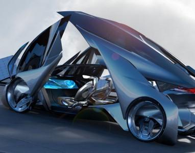 Chevrolet FNR, a proposta para o carro do futuro