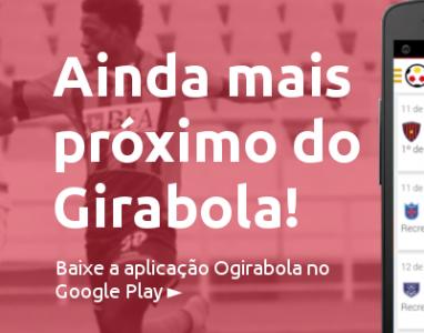 """Disponível a nova versão do aplicativo """"OGirabola"""""""