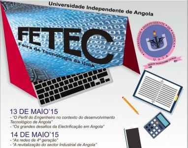 UNIA convida todos para a feira de tecnologia, de 13 a 16 de Maio
