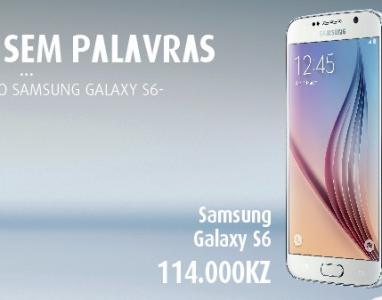 "Unitel vai apresentar o ""seu"" Galaxy S6 na Expo TIC"