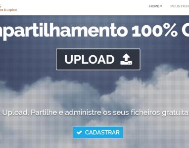 Hosting Mais, um serviço angolano de hospedagem de ficheiros