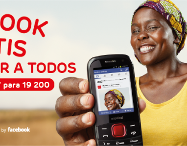 Movicel e Facebook apresentam Internet.org (Internet grátis para todos angolanos)