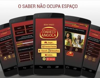 """Nova versão do """"Sou Angolano Conheço Angola"""" permite desafiar quem estiver ao seu lado"""