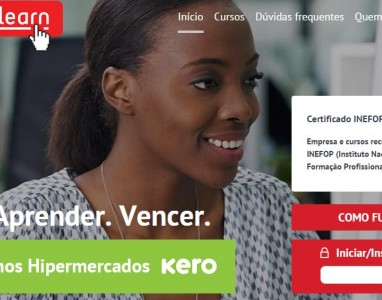 Angola2Learn, um projecto para promover cursos online de uma forma fácil
