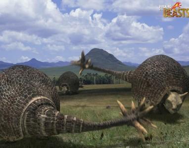 ARK: Survival Evolved – Doedicurus trailer