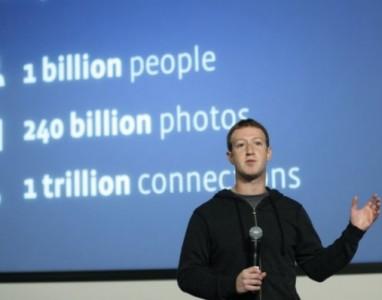 Facebook soma e segue: 1 bilhão de acessos em um único dia