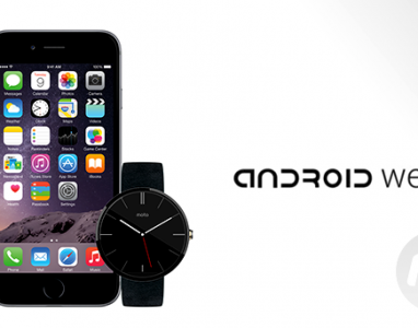 Android Wear passa a funcionar com iPhone
