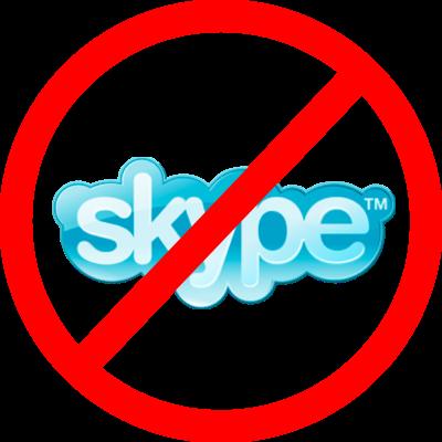 skype offline