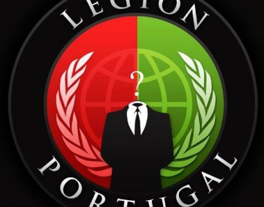 Anonymous atacam sites do governo Angolano
