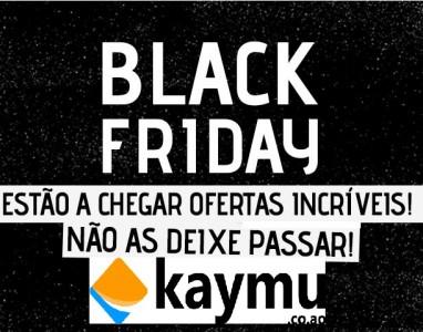 Kaymu anuncia primeiro Black Friday Online em Angola