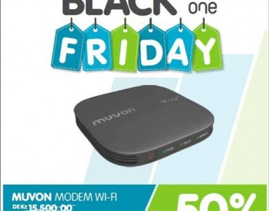 Black Friday da Net One dá 50% de desconto