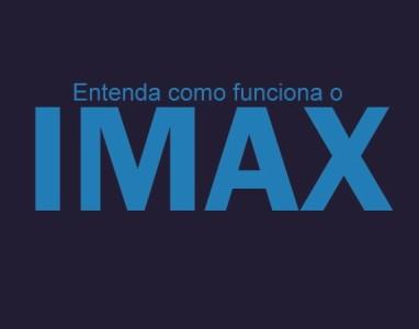 Entenda o que é o IMAX