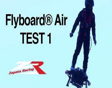 Conheça o Flyboard Air que voa a 30 metros de altura