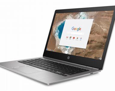 HP Chromebook 13: Novo portátil feito todo de aluminio