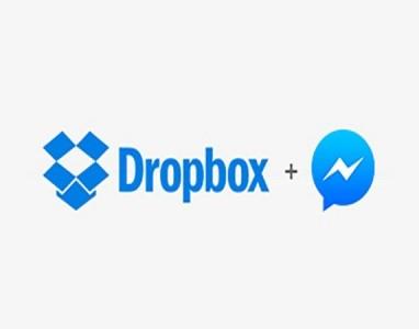 Já é possível enviar arquivos do DropBox pelo Facebook Messenger