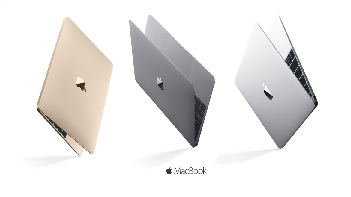 Apple has announced new MacBook Line in 4 Colors   Less wires