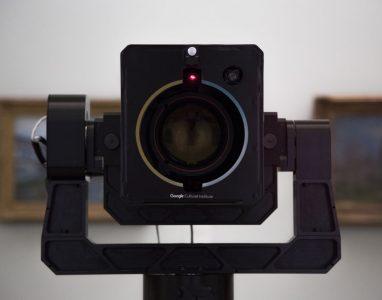Art Camera, a nova surpresa da Google