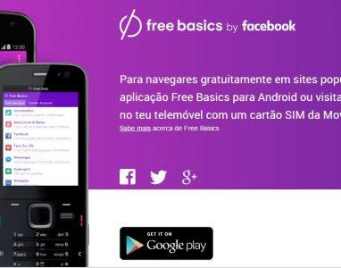 MenosFios faz oficialmente parte do FreeBasics do Facebook com parceria da Movicel