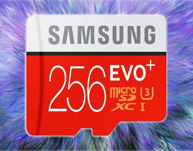 Samsung vai lançar Cartão de Memoria de 256 GB