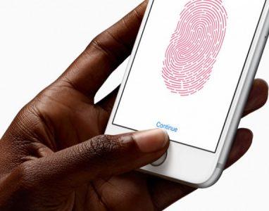 MacBook's poderão ser desbloqueados pelo Touch ID do iPhone
