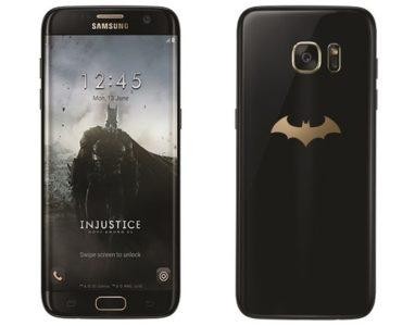 Samsung vai lançar novo Galaxy S7 inspirado no Batman