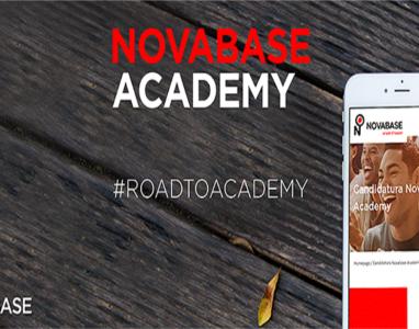 Candidaturas abertas para 3ª Edição do Programa Novabase Academy