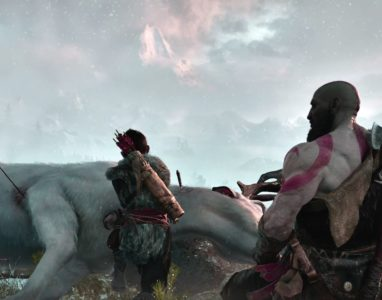 Sony revela o novo God of War