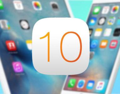 Lista dos iDevices compatíveis com o iOS 10