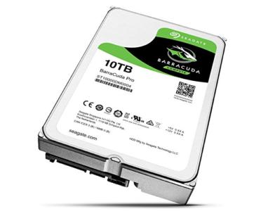 Seagate lança HD com 10 TB de capacidade!
