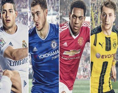 FIFA 17: Revelado o Jogador da Capa