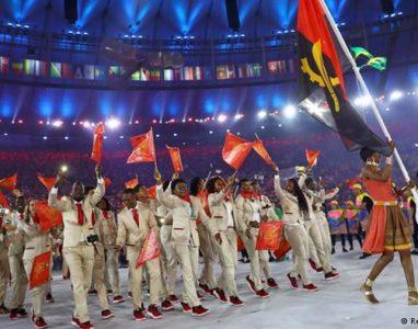 Acompanhe os resultados de Angola nos jogos olímpicos 2016 usando o Google