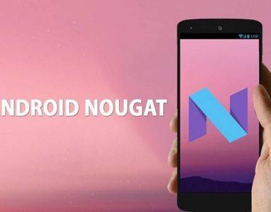 Conheça os smatphones que vão receber a actualização do Android Nougat