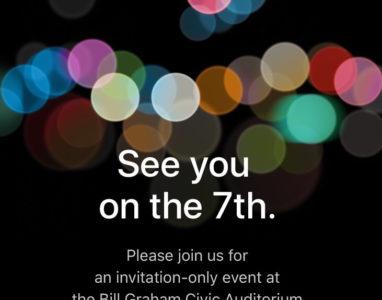 Confirmado: Novo iPhone será apresentado no dia 7 de Setembro