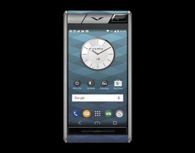 Vertu anuncia smartphone com preço de 4.200 USD