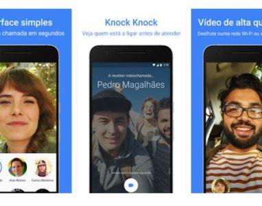 Google Duo ganha popularidade na sua primeira semana