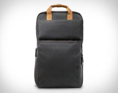 HP fez uma mochila que pode recarregar seu PC Portátil