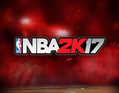 NBA 2K17: Primeiro trailer foi revelado